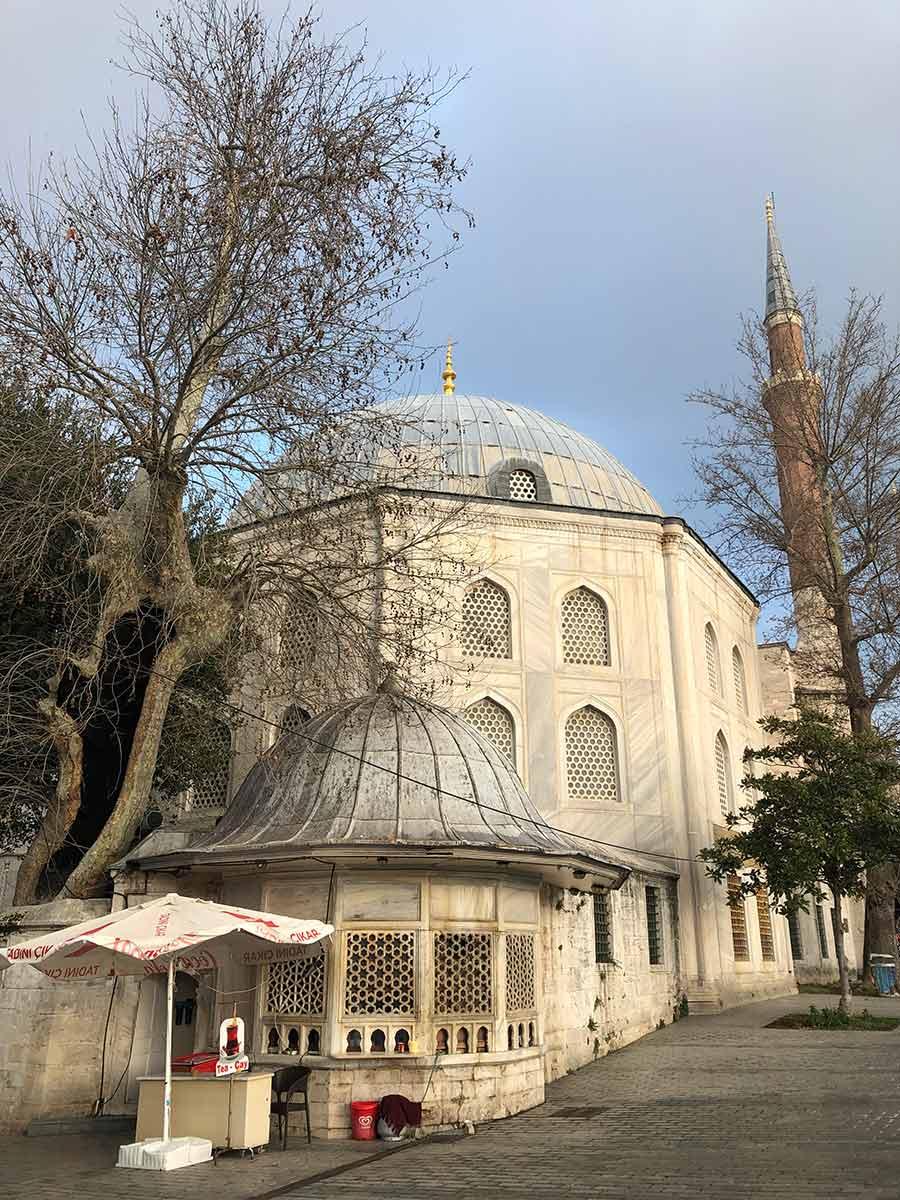 Коронавирус в Турции- Стамбул глазами туриста