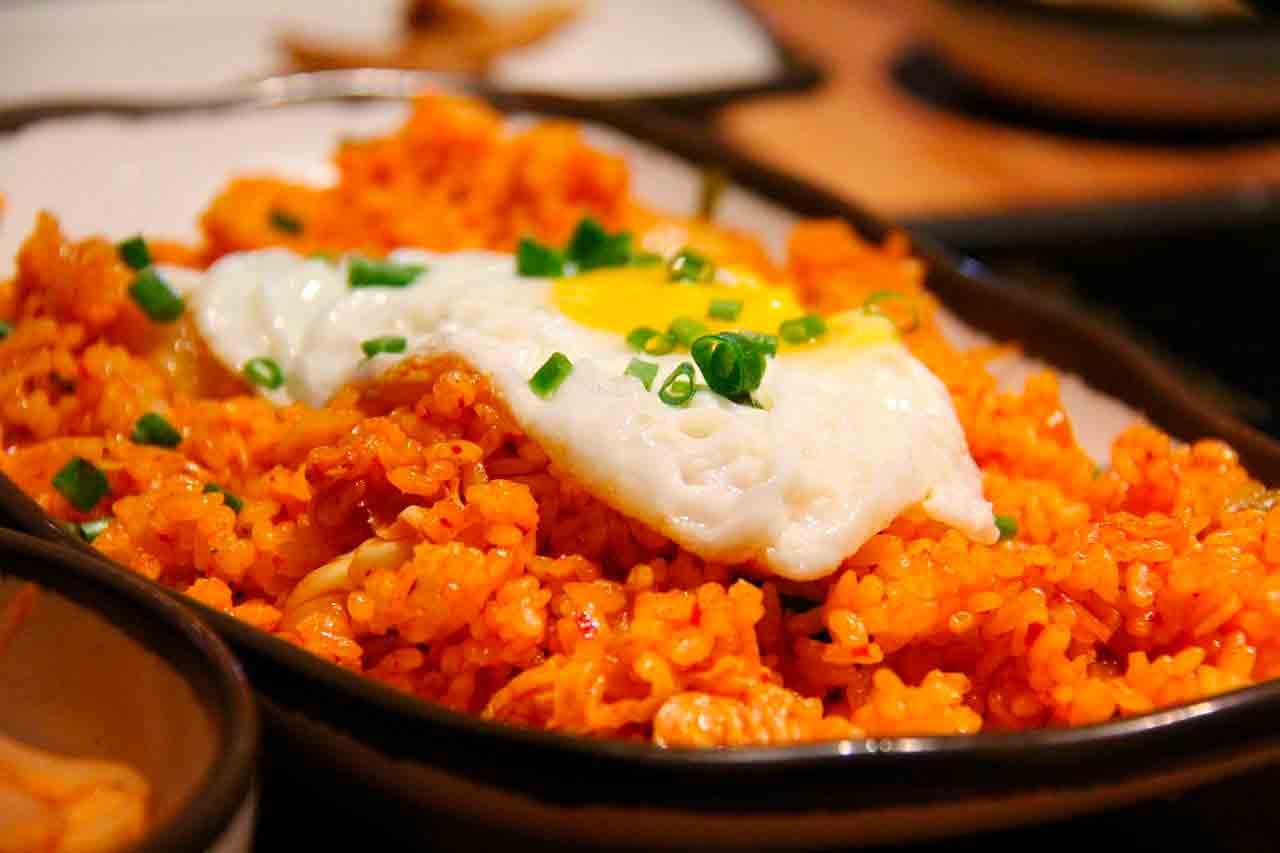 Традиционные новогодние китайские блюда
